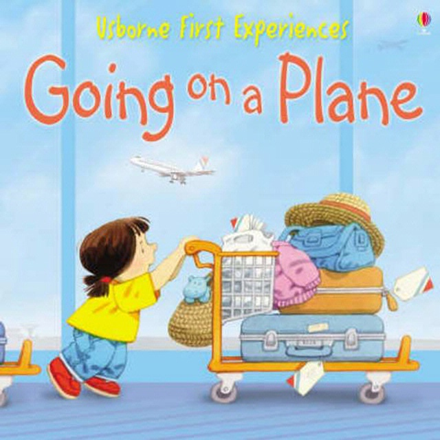Book Cover: Going on a Plane