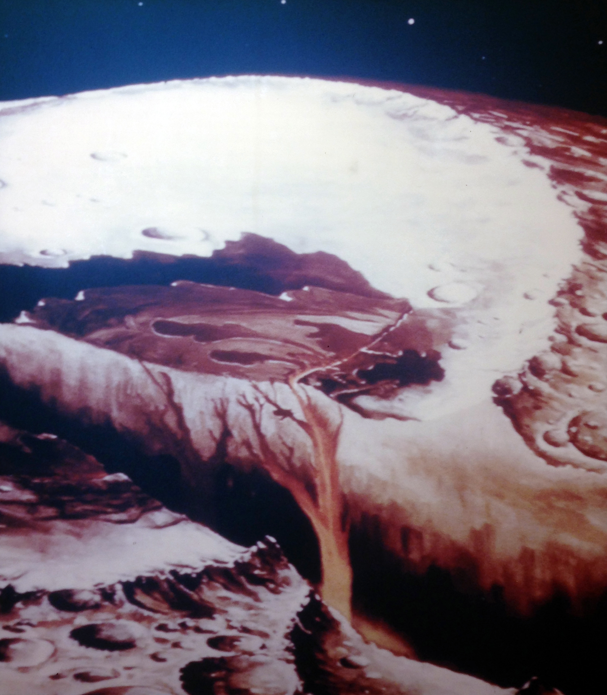 Source of Lunar Basalt