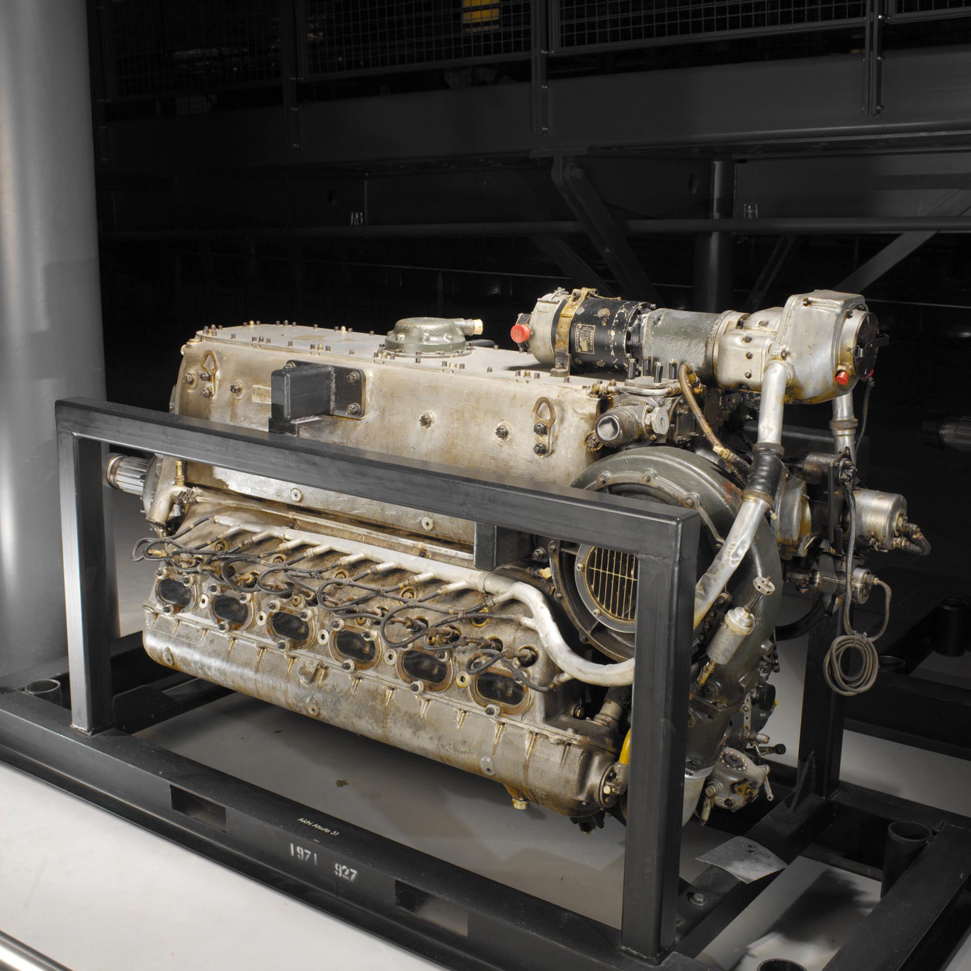 Atsuta In-line Engine