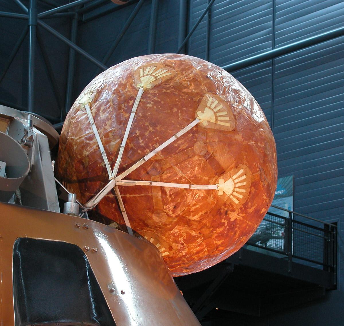 Apollo 11 Flotation Bag