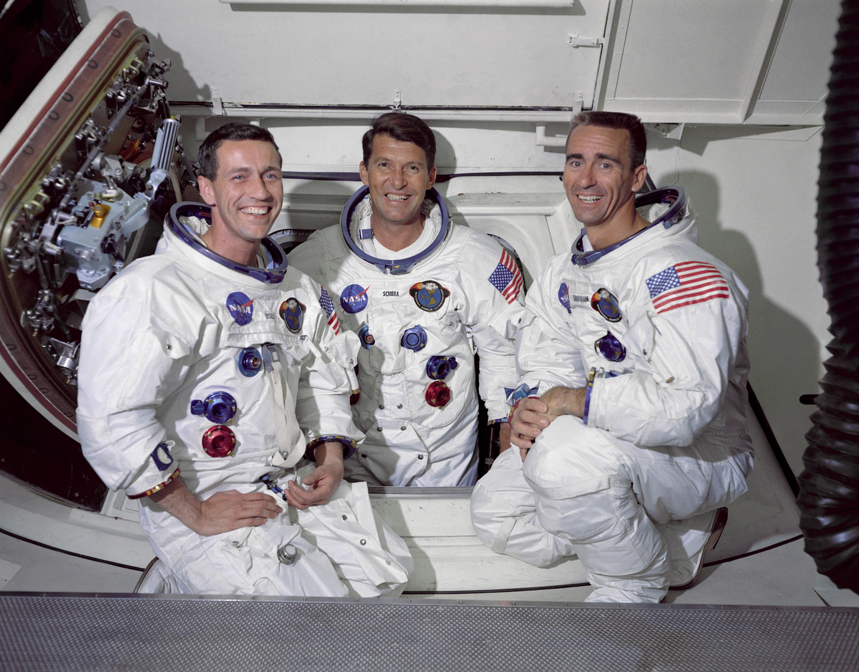 Apollo 7 Crew