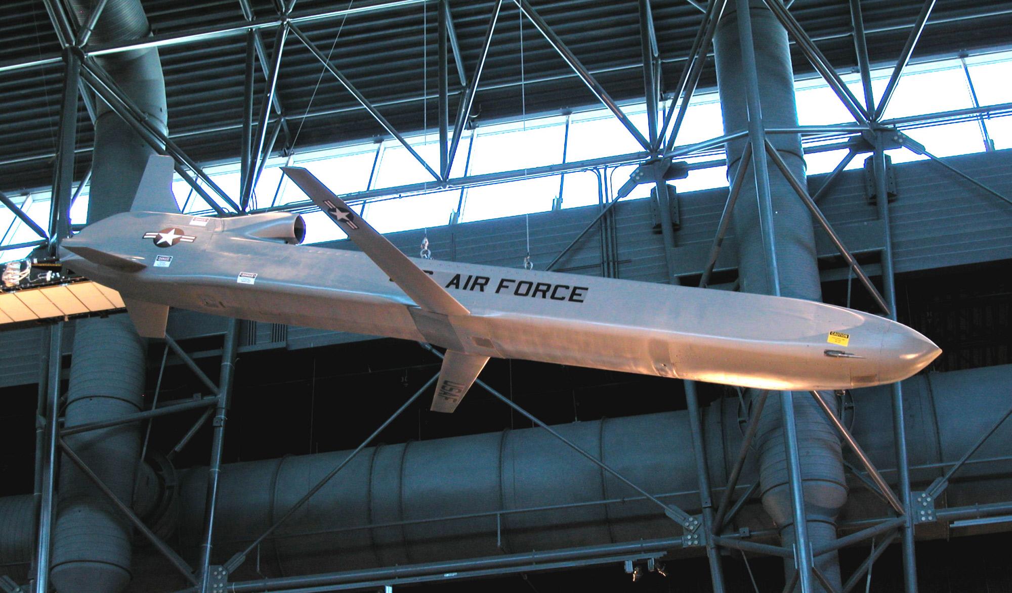 AGM-86B Cruise Missile