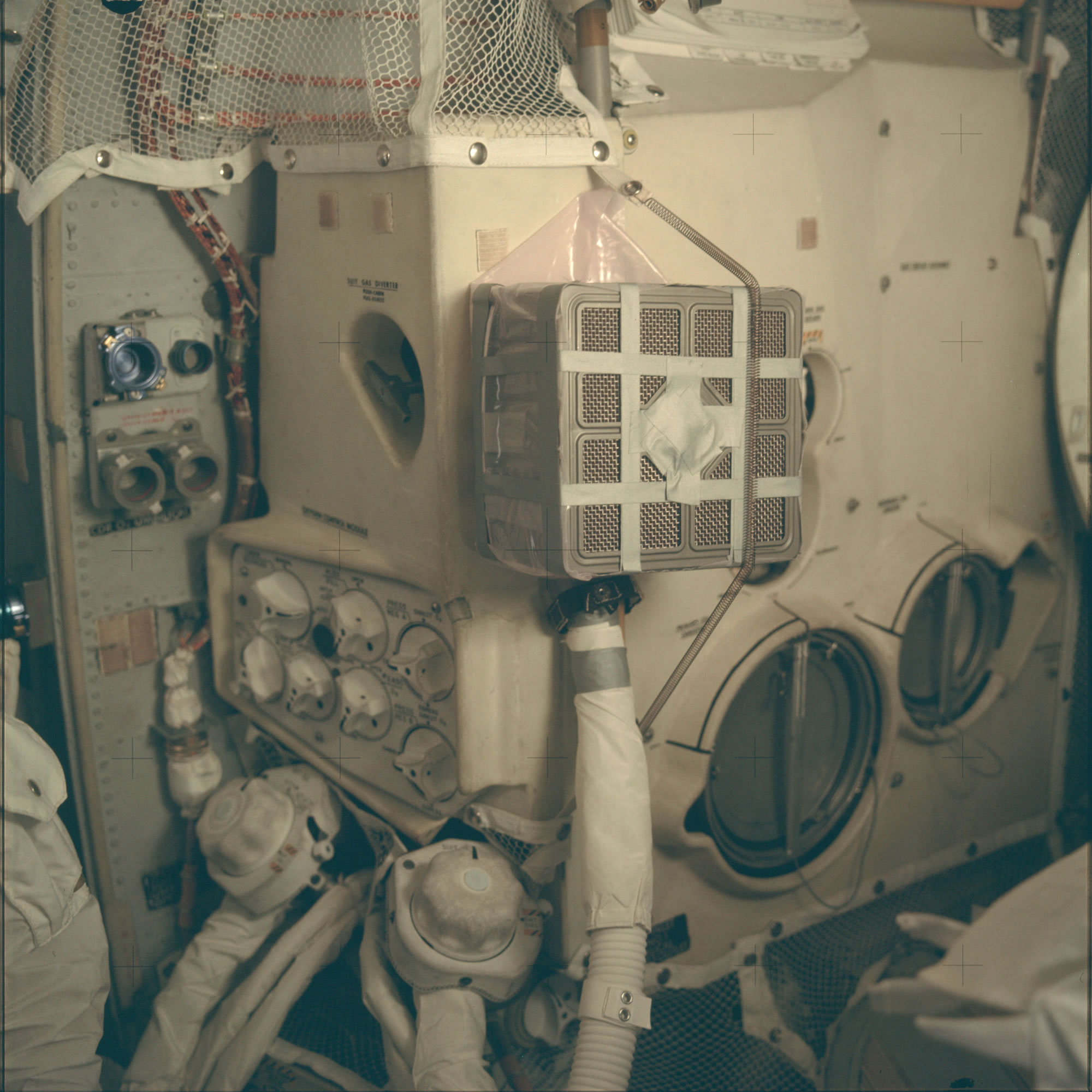 Apollo 13 Lithium Hydroxide Canisters