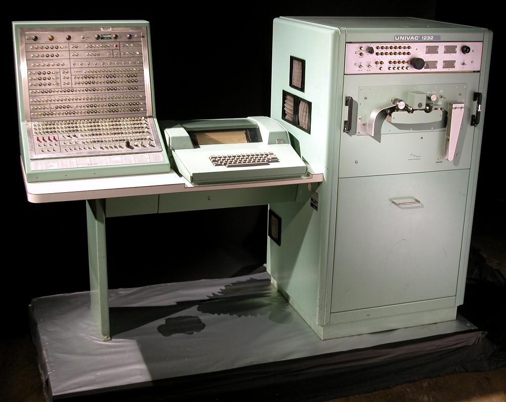 Univac 1232 Computer