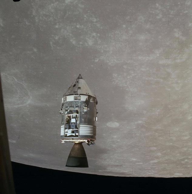 Apollo 15 Service Module