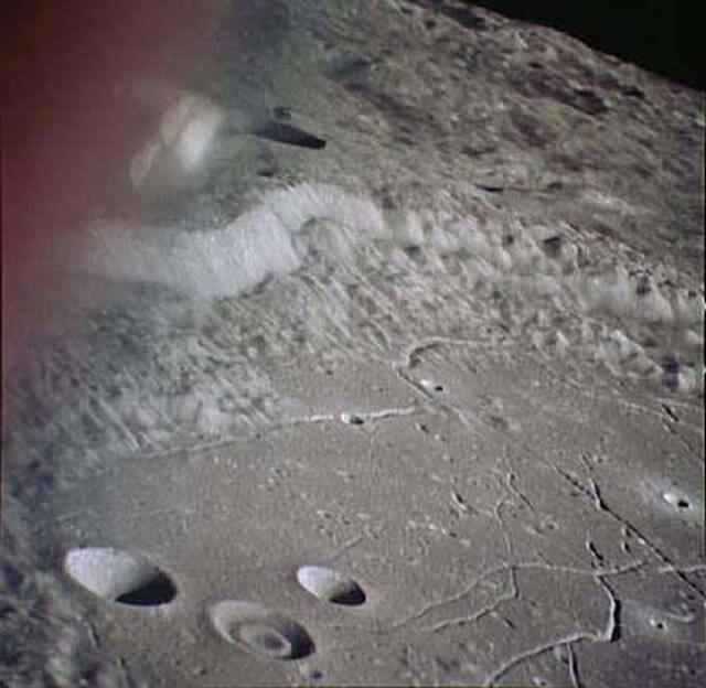 Lunar Surface (Apollo 15)