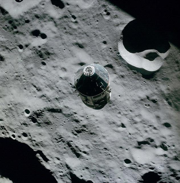 """Apollo 16 CSM """"Casper"""""""