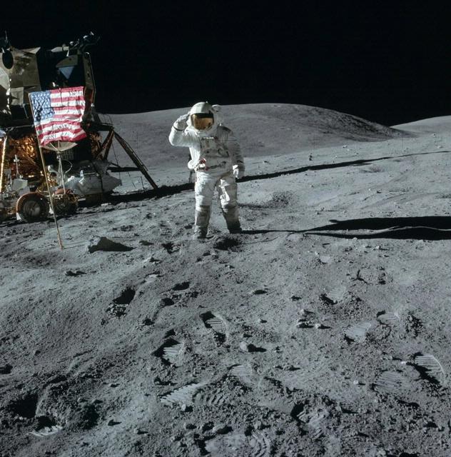 Charles Duke (Apollo 16)