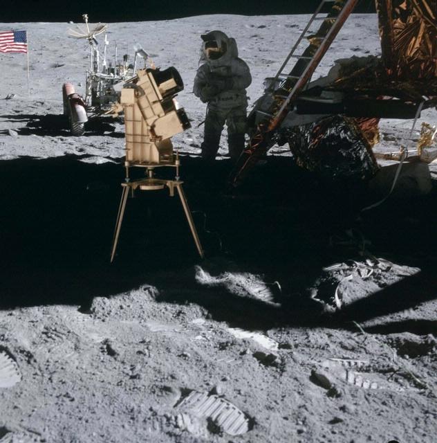Charlie Duke (Apollo 16)