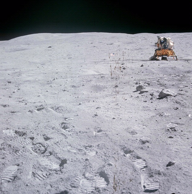 Apollo 16 Lunar Module