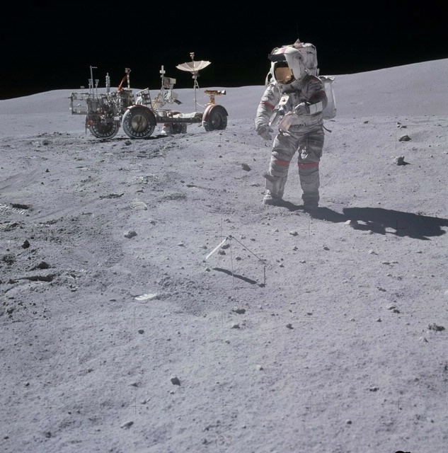 John Young (Apollo 16)