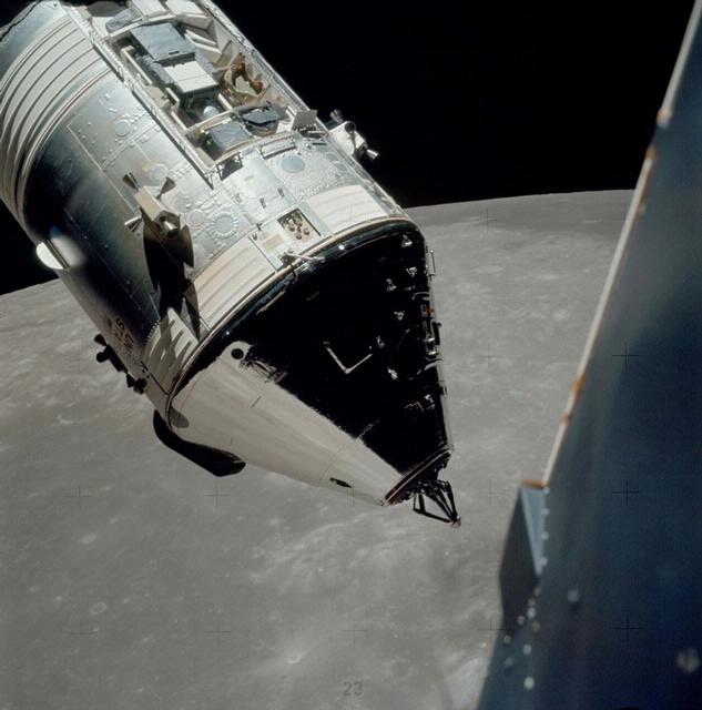 Apollo 17 Command and Service Module