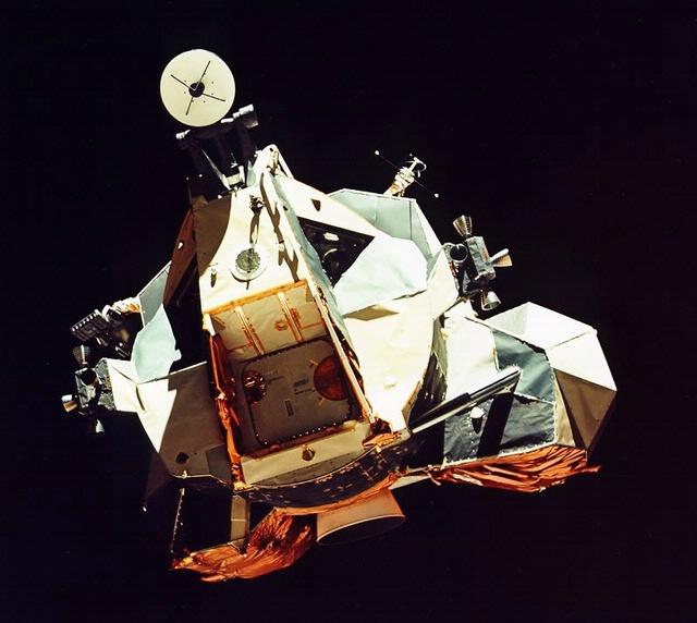 Apollo 17 Lunar Module