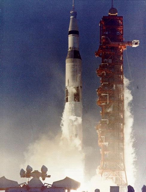 Apollo 12 Launch