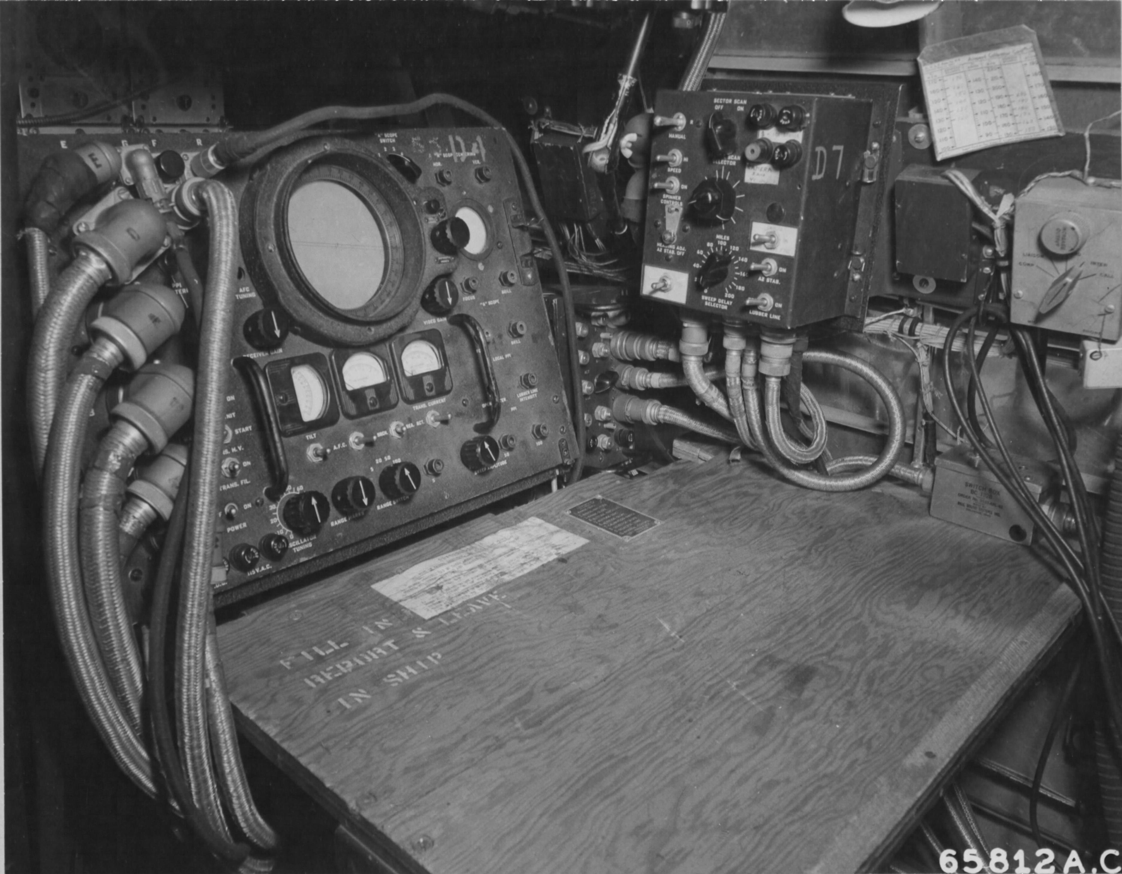 APS-15 Radar