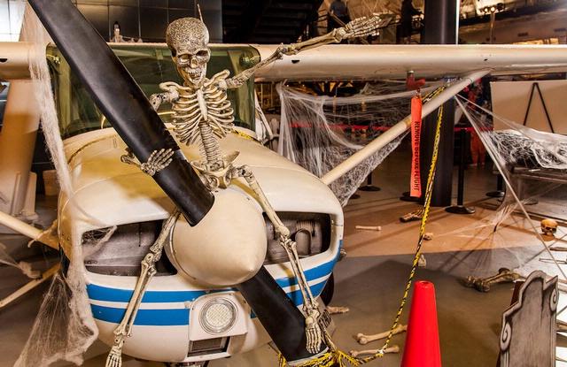 First Flight Out of the Boneyard