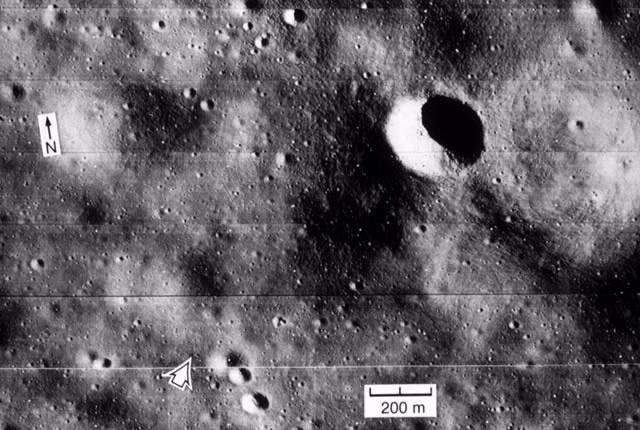 Apollo 14 Landing Site