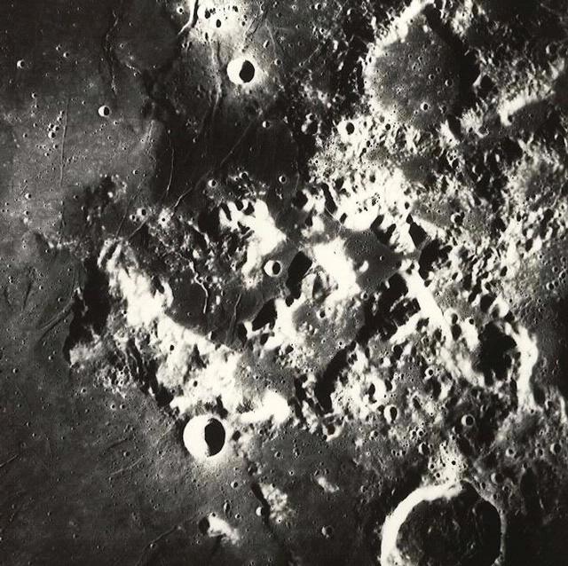 Apollo 17 Landing Site