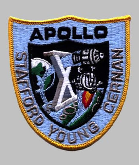 Apollo 10 Mission Patch
