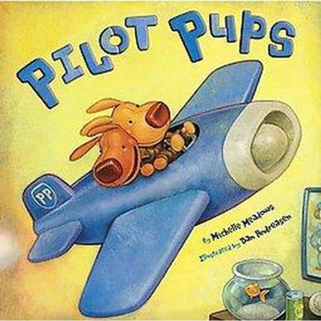 Book Cover: Pilot Pups