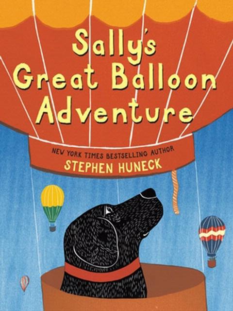 Book Cover: Sally's Balloon