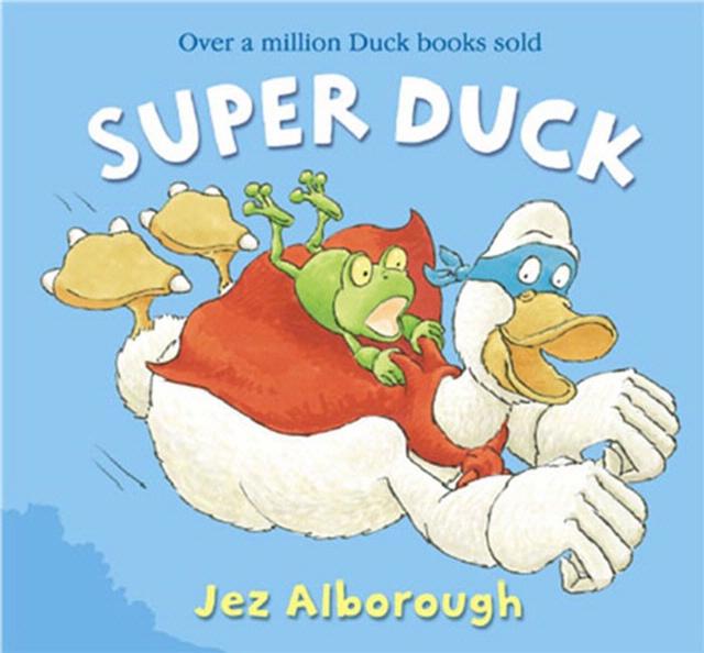 Book Cover: Super Duck