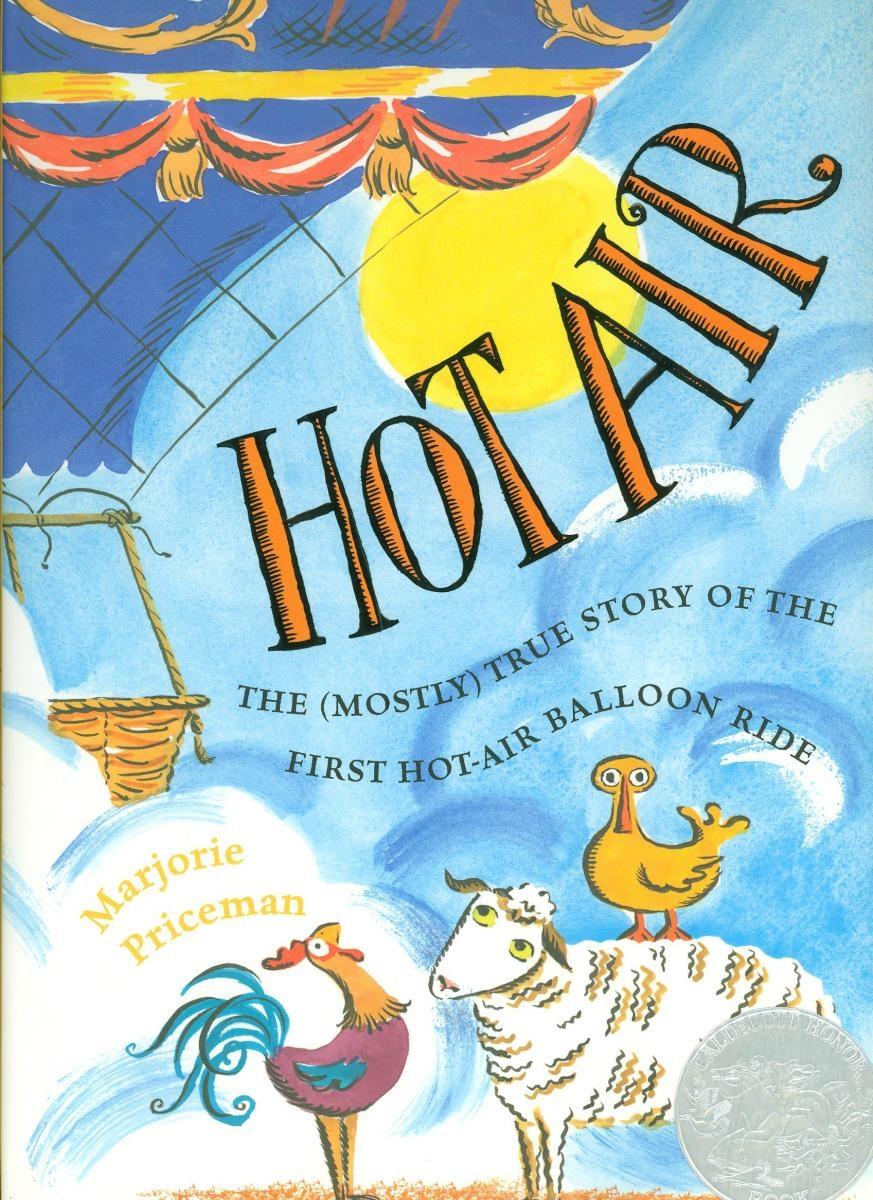 Book Cover: Hot Air