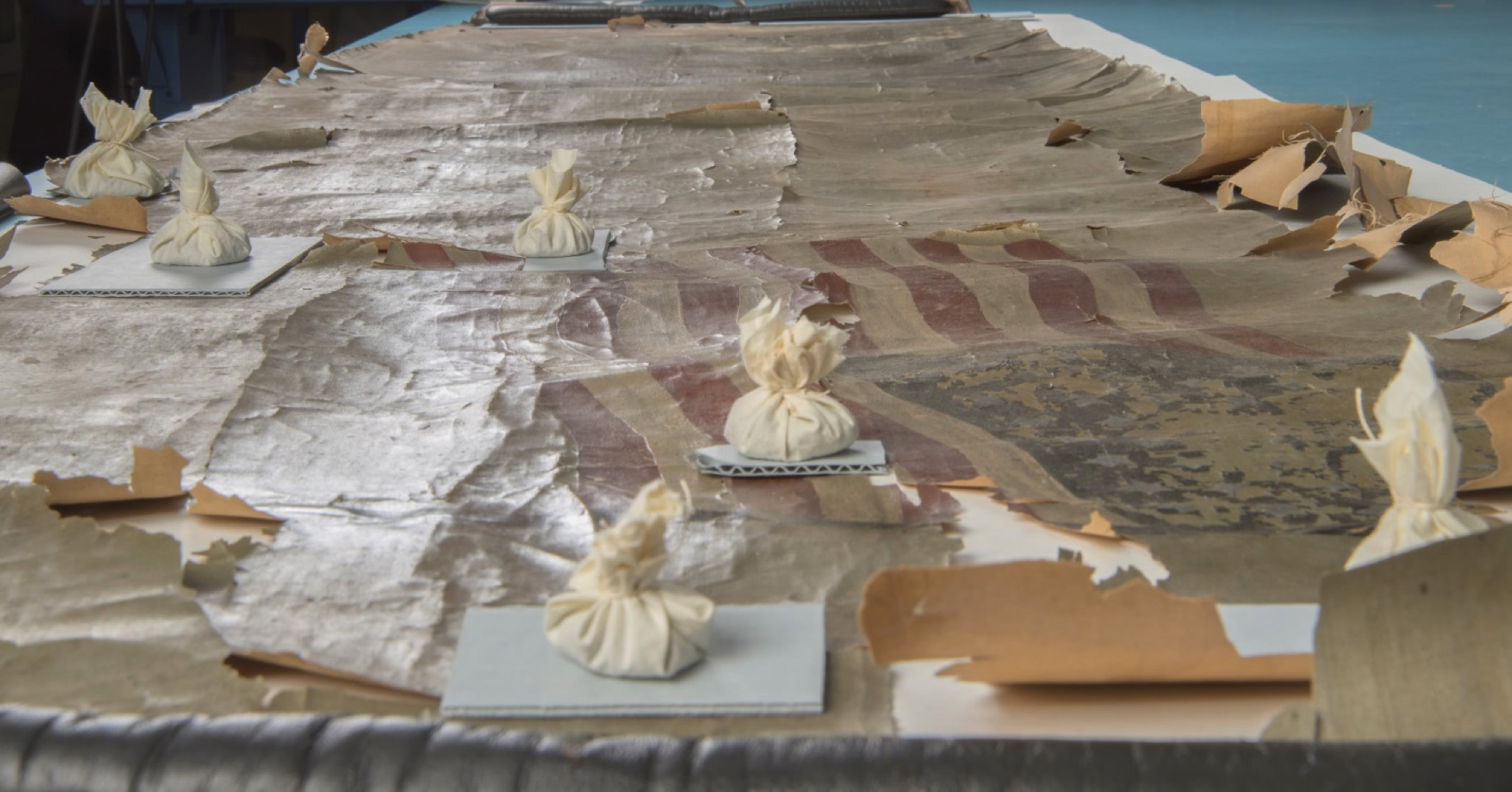 WWI Fuselage Fabric
