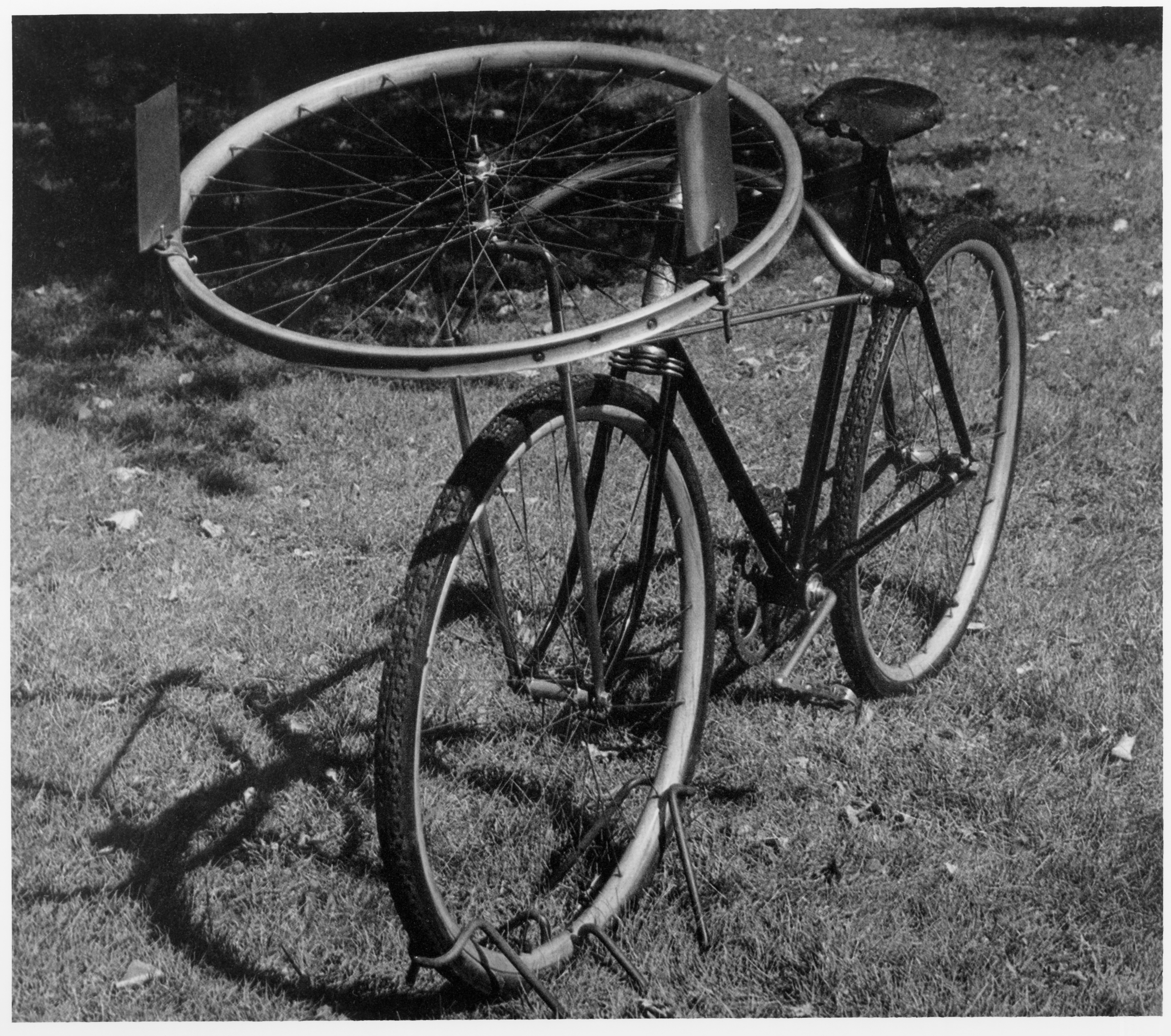The Wright Bicycle Apparatus