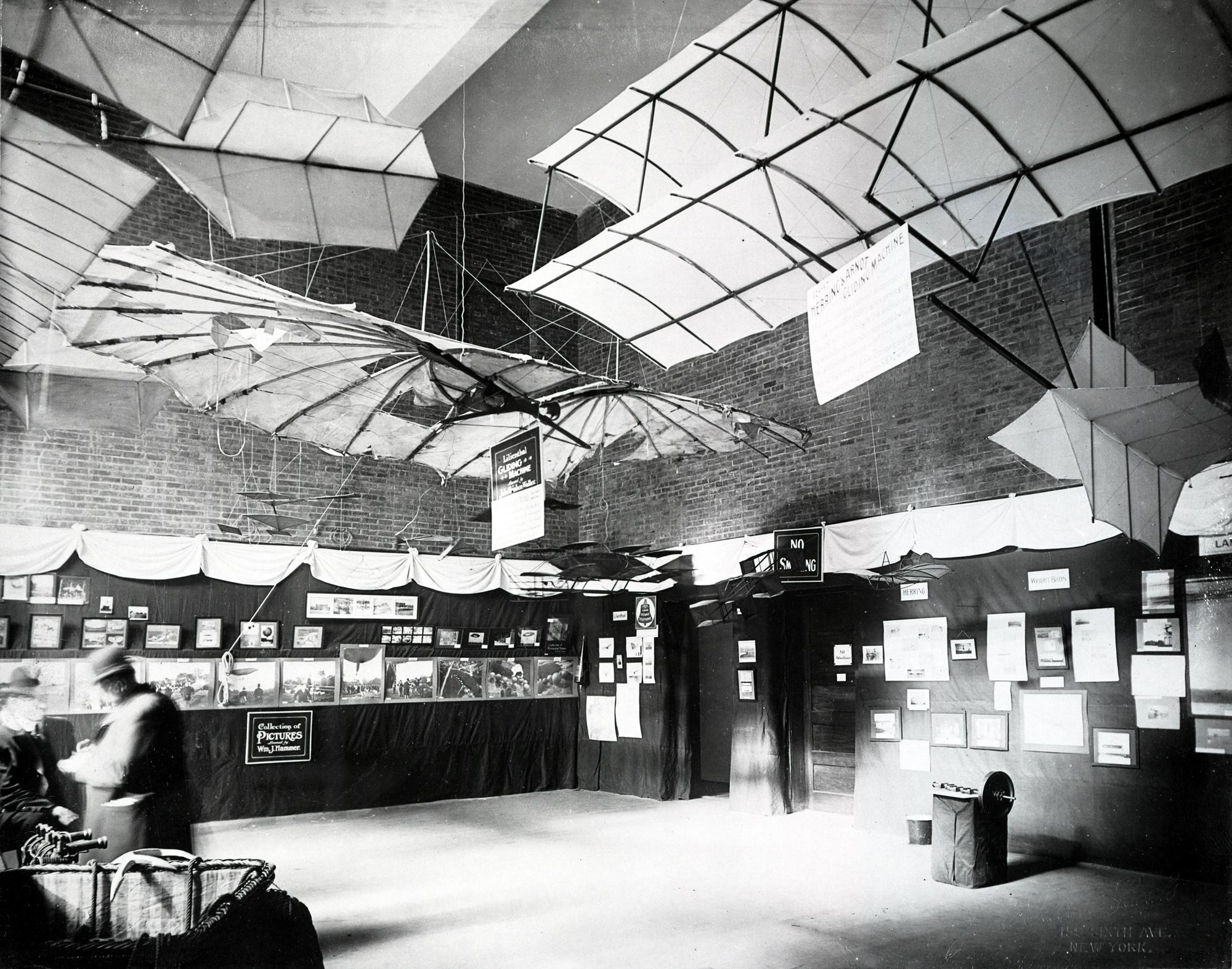 The Wright Flyer's original crankshaft and flywheel