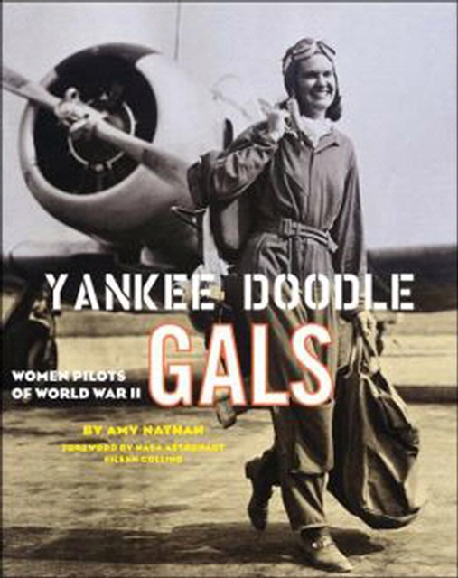Book Cover: Yankee Doodle Gals