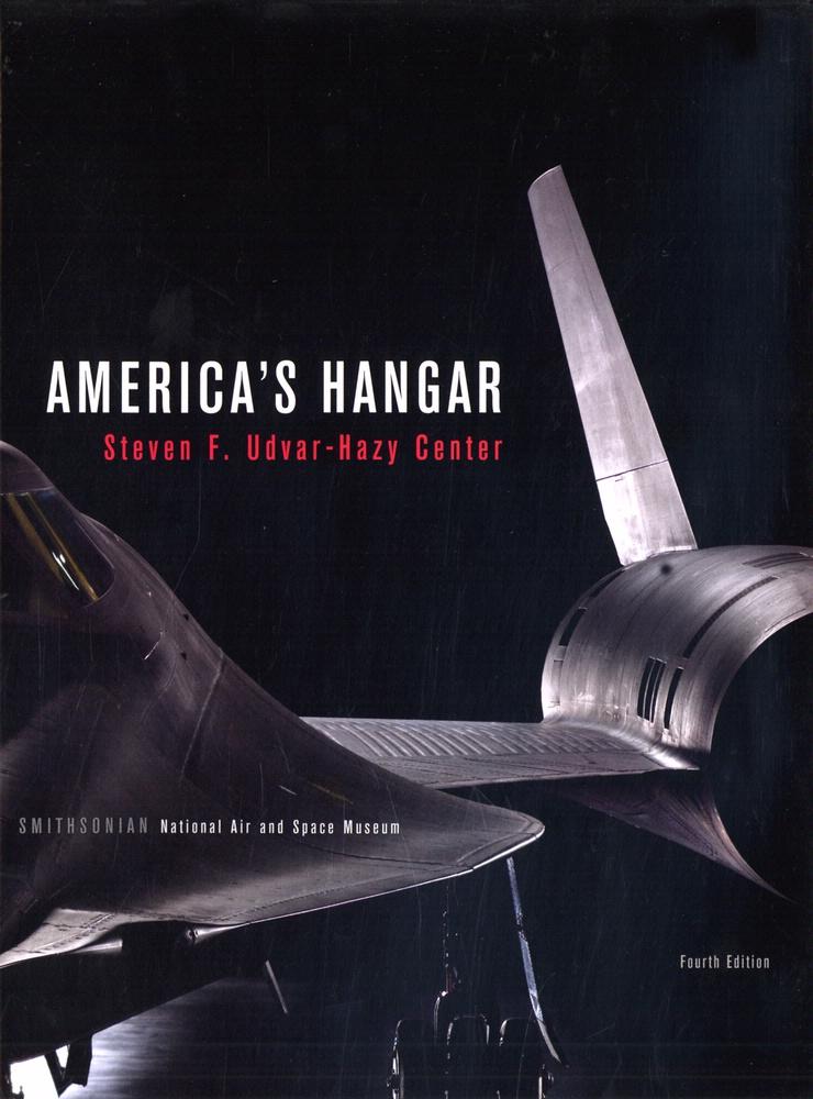 Book cover: Americas Hangar Fourth Edition