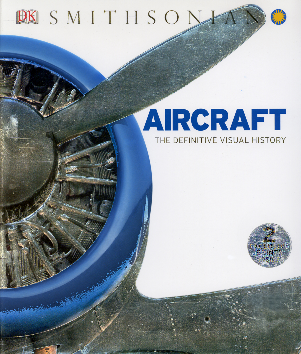 Book cover: Aircraft: The Definitive History