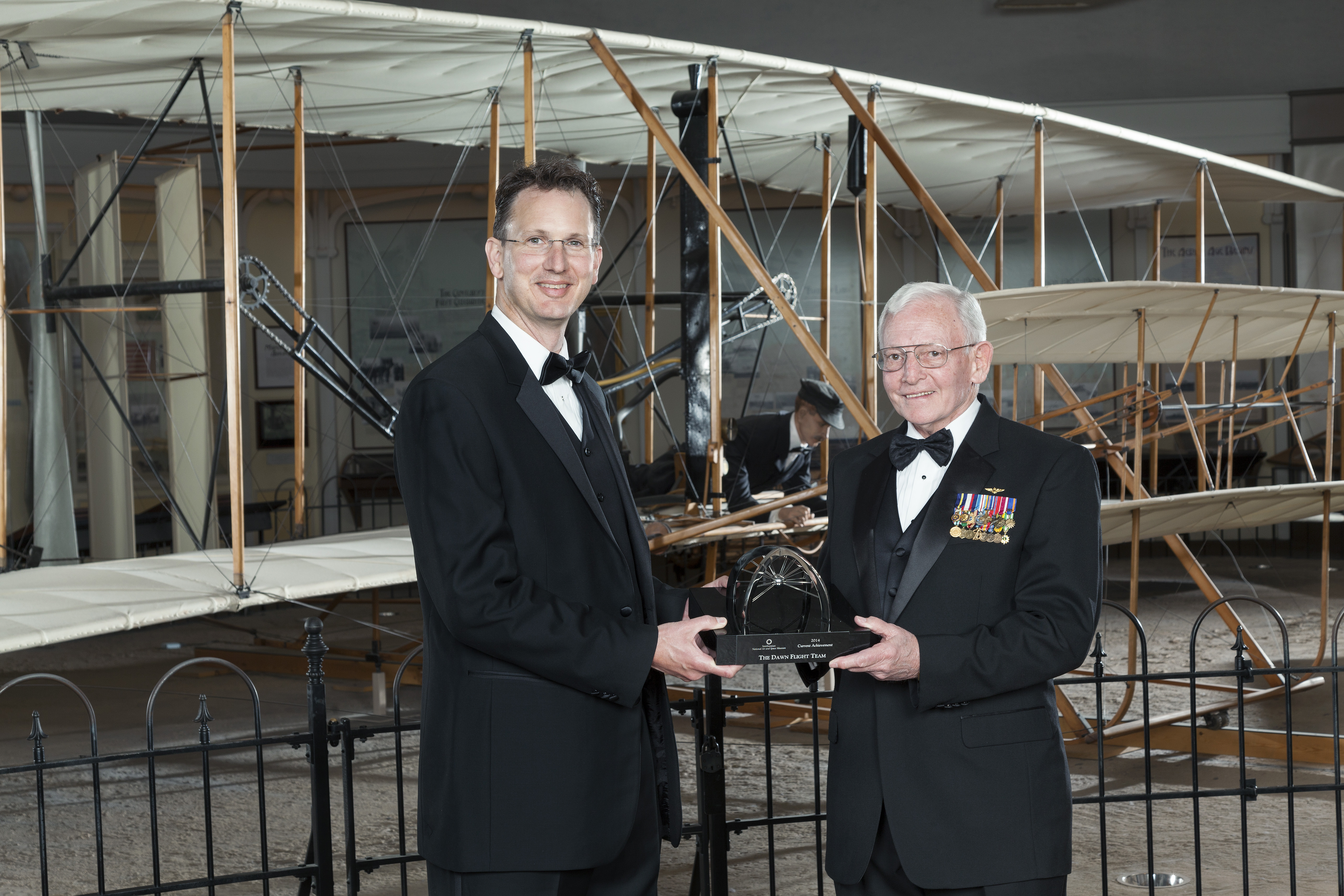 2014 National Air and Space Museum Trophy Awards