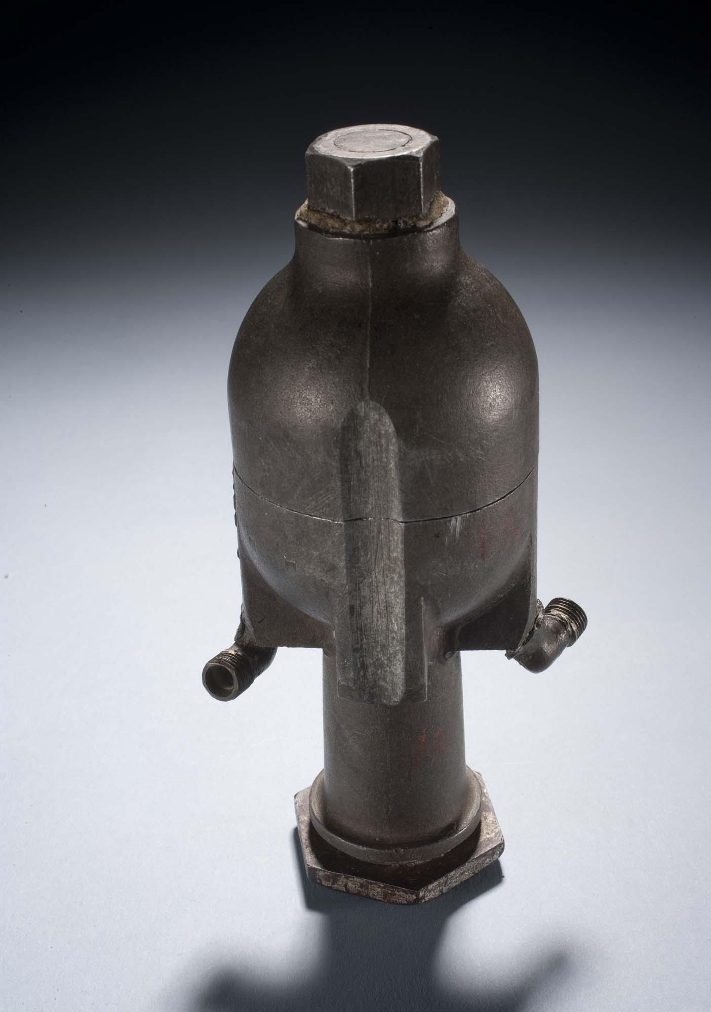 AIS (ARS) Rocket Motor No. 1 & 2