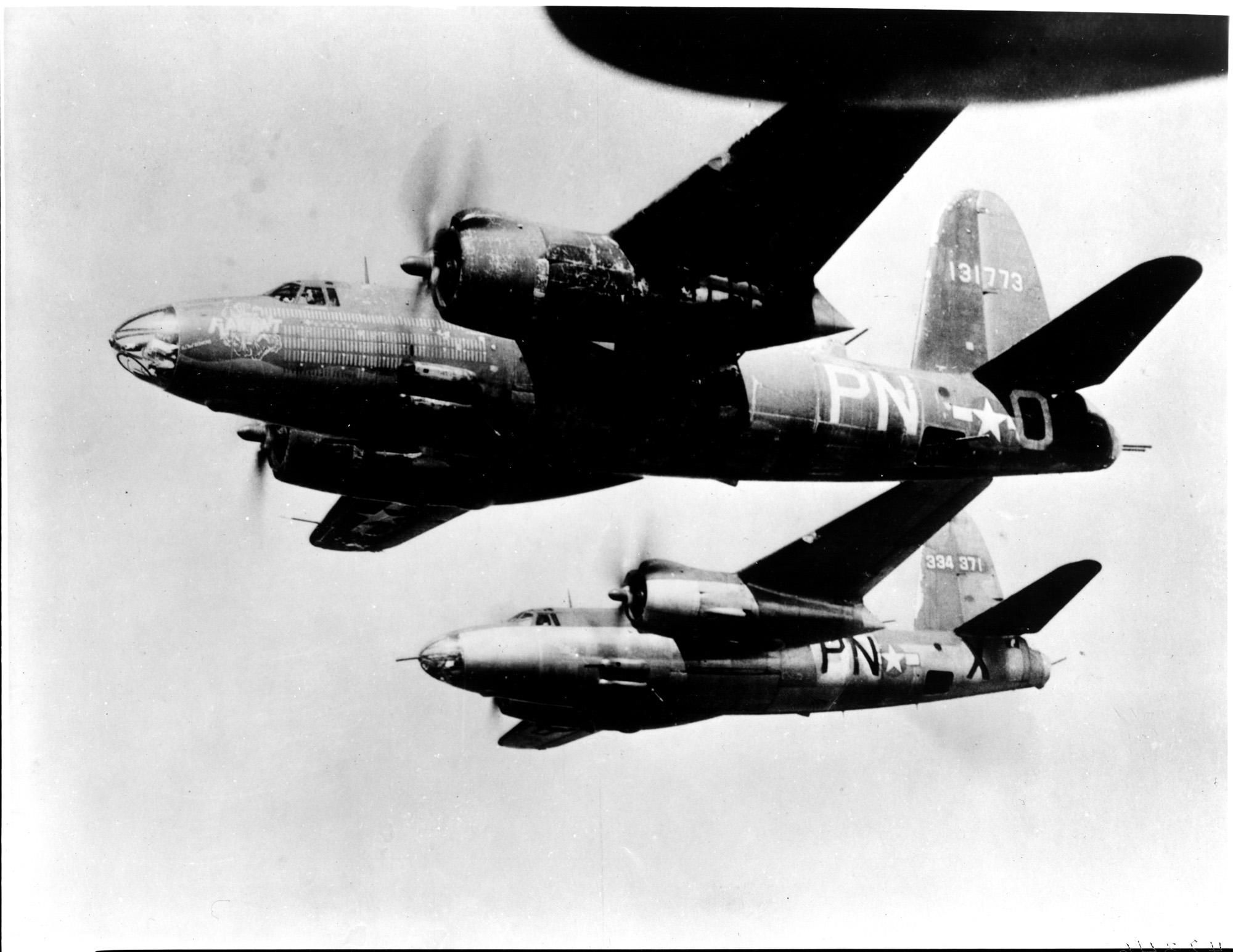 Flak-Bait's 200th Mission