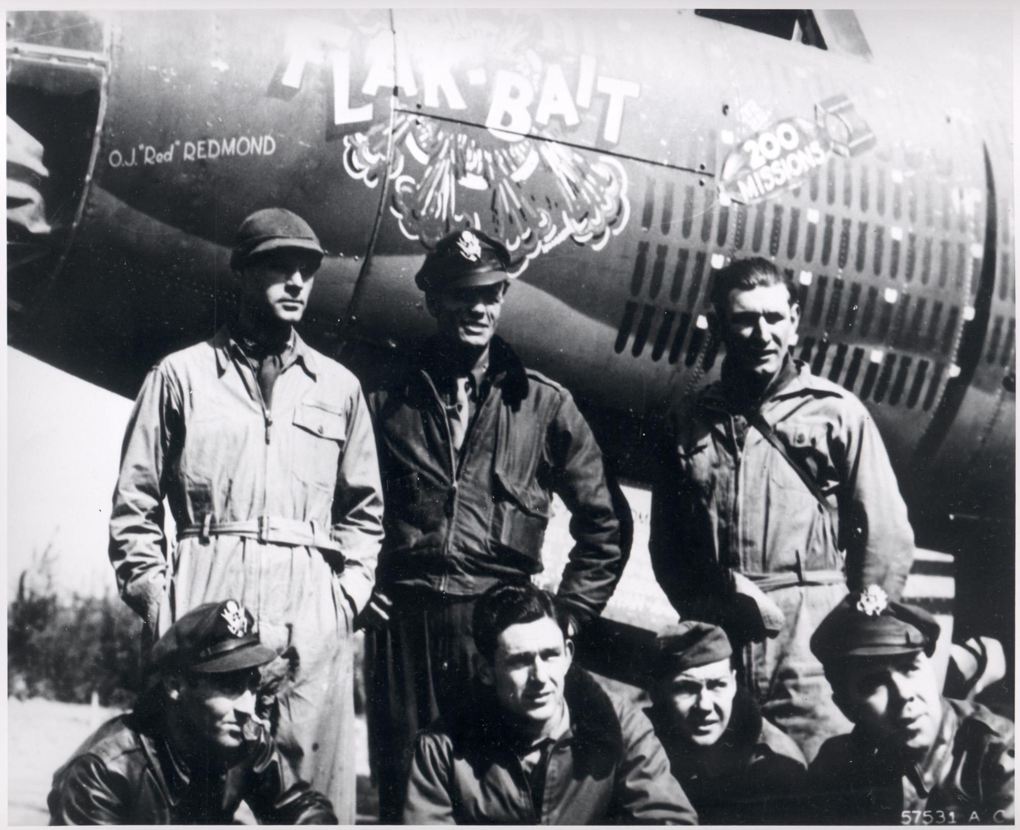 Flak-Bait's Crew