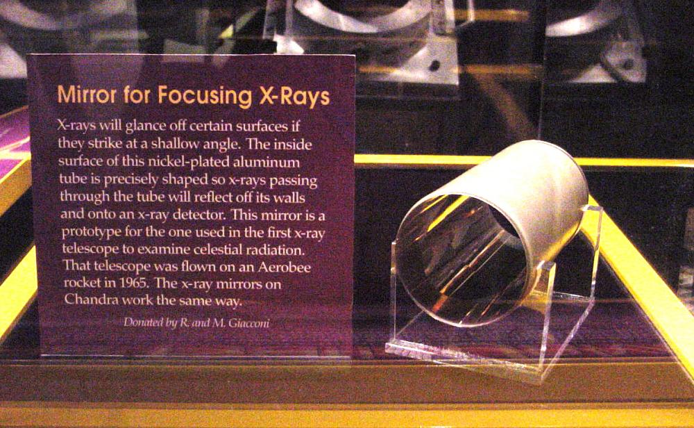 Prototype of Mirror for X-Ray Telescope