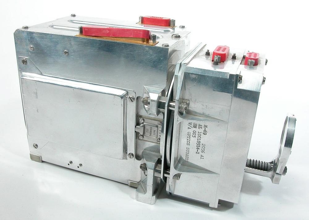 Mariner Television Camera