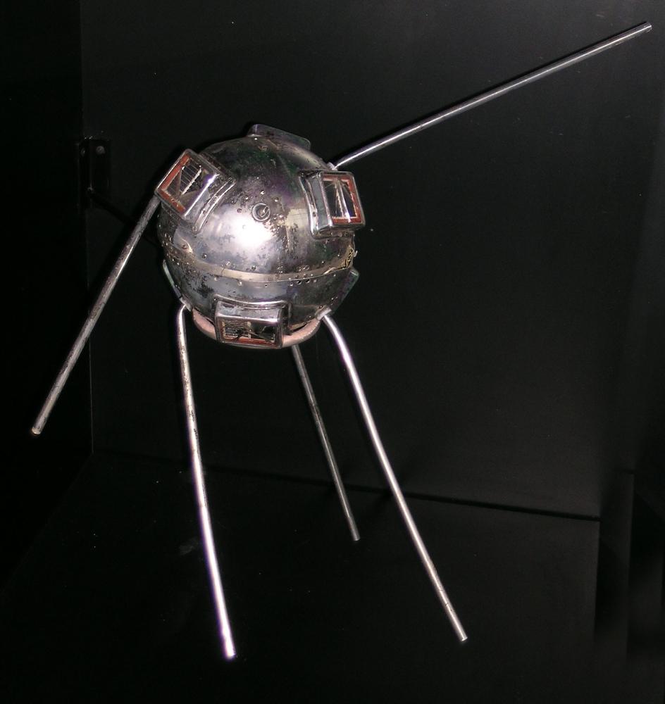 Vanguard TV-3 Satellite