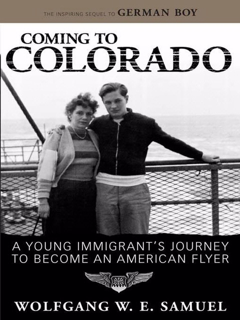 Book Cover: Coming to Colorado