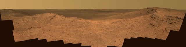Pillinger Point, Mars