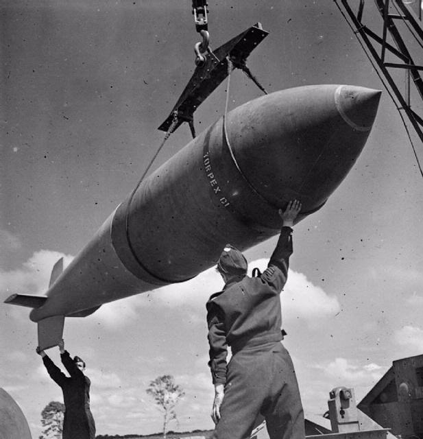 MC Deep-Penetration Bomb