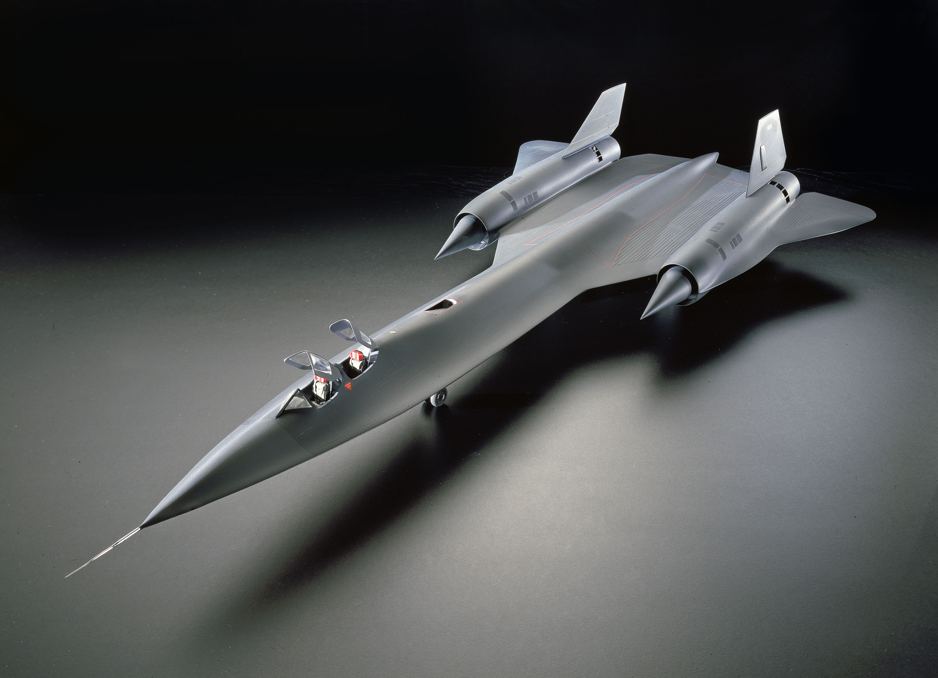 Lockheed SR-71 (Blackbird) model