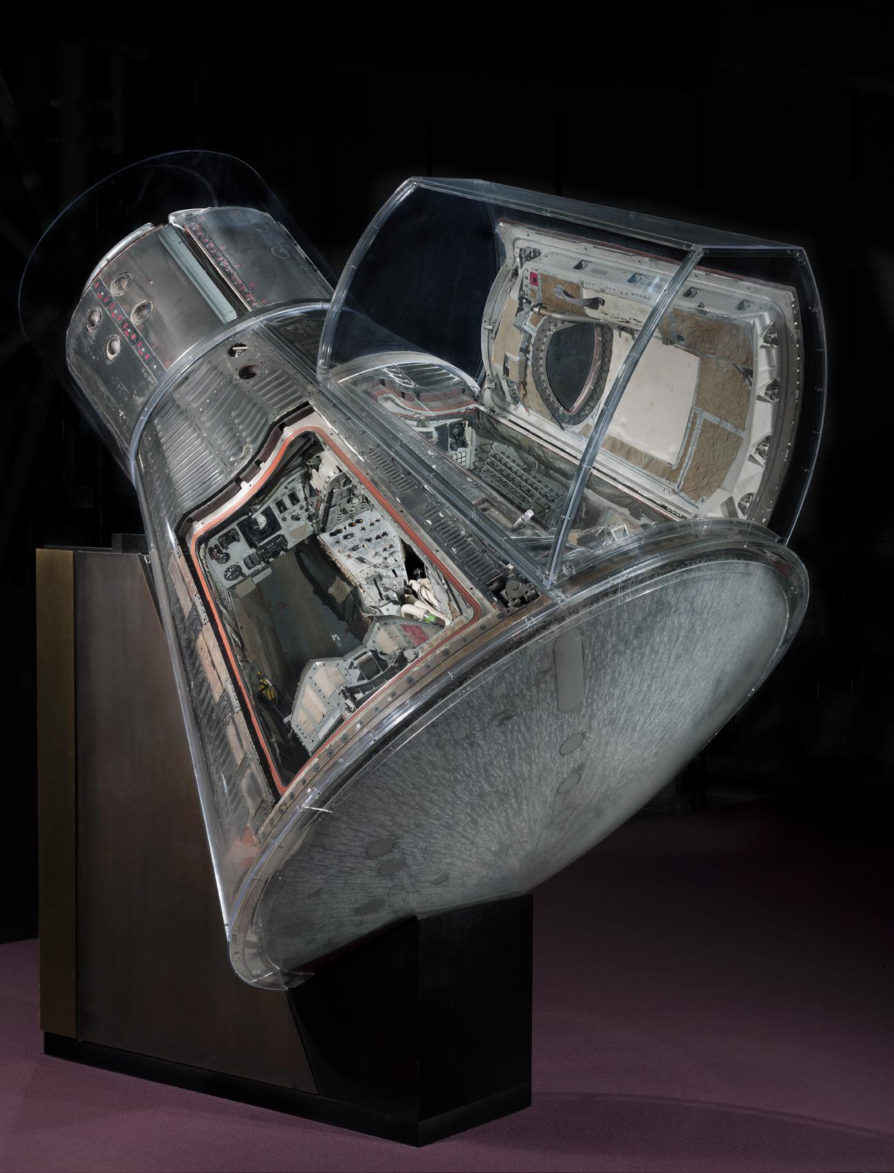 Gemini IV in Museum