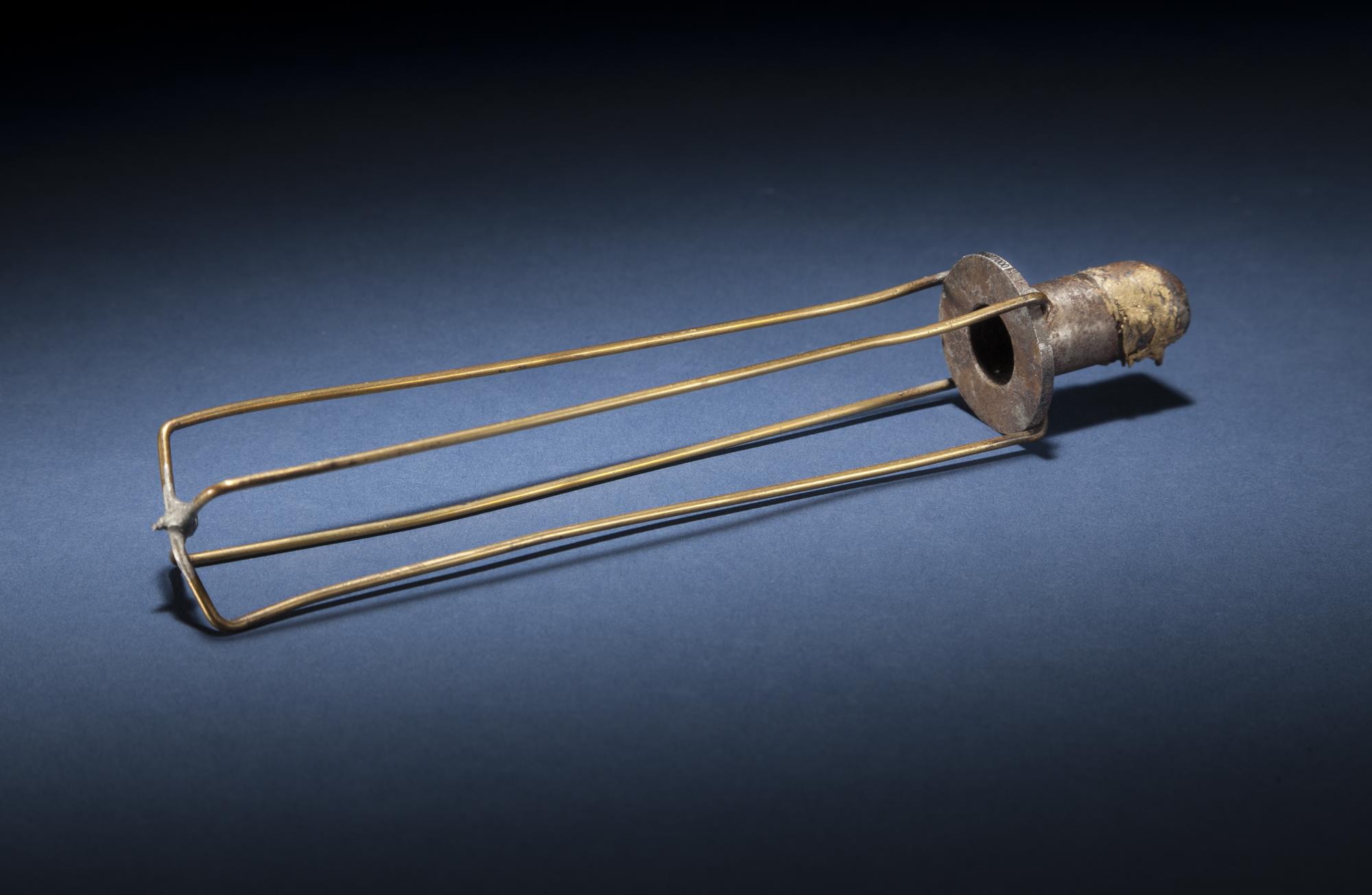 Liquid-Oxygen Flow Regulator, 1926