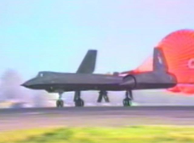 SR-71 Tires