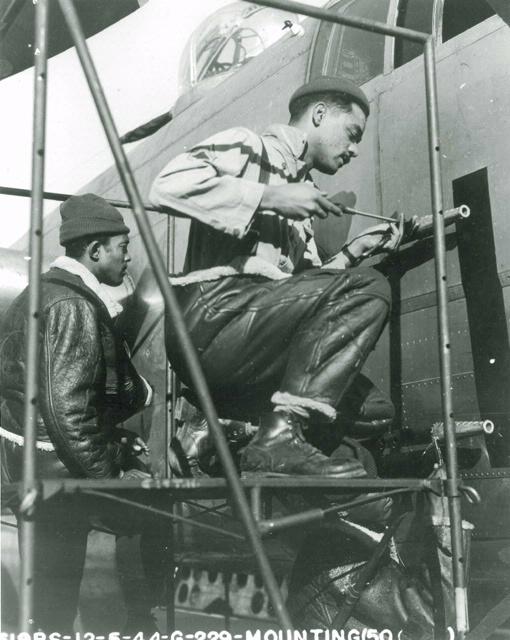 Ground crews