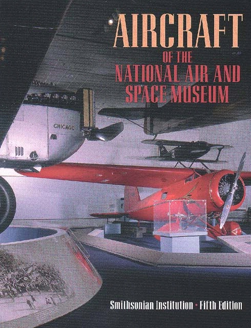 Book Cover: Aircraft of the National Air and Space Museum