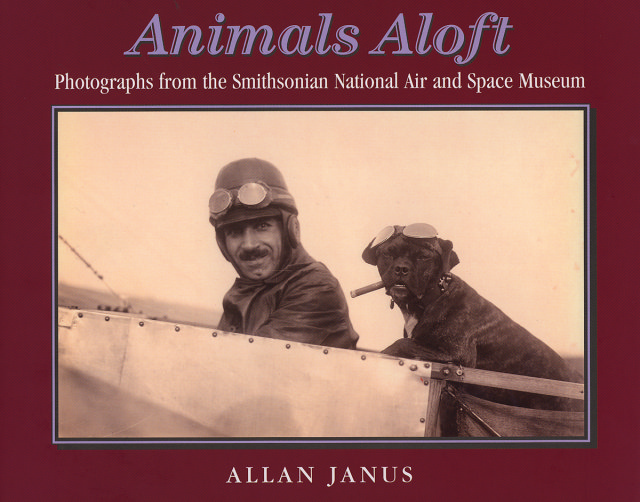 cover:  Animals Aloft